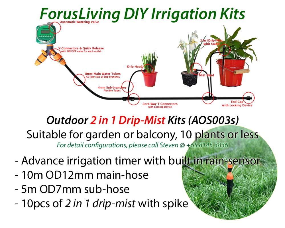 Diy Kits Automatic Watering System
